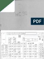 Calculatorul HC90