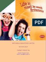 Britannia Industries Ltd Research Report Jun 20