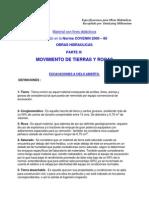 Especificaciones Para Obras Hidraulicas[1]