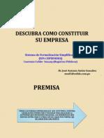 Formalizacion de Empresas