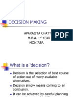 Decision Making New