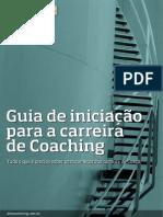 Guia de Iniciacao Para a Carreira de Coaching