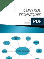 Final Control Techniques