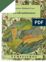 Holland Cunz Barbara - Ecofeminismos