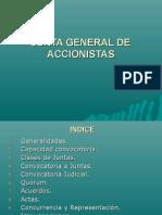 Junta General de Accionistas
