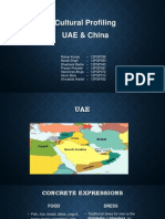 UAE and China
