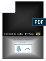 Tutorial de Saiku-Pentaho