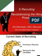 e Recruiting