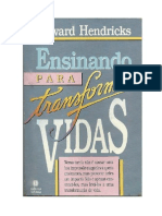 Howard+Hendricks+ +Ensinando+Para+Transformar+Vidas
