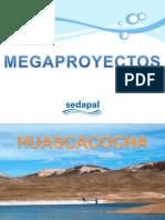 Megaproyectos a Octubre 2013