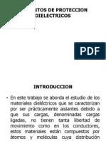 Elementos de Proteccion Dielectricos