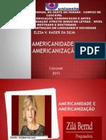 Americanidade e americanização