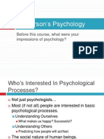 1 Psychology Definition, Field, & Methods(1)