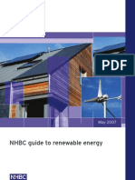 Guide to Renewable Energy-NHBC