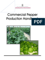 Commercial Pepper Production Handbook