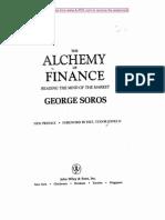 23682509 Soros George the Alchemy of Finance 1