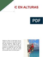 Presentación CAIDA DE ALTURAS