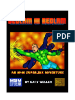 Bedlam in Bedlam - Bookmarked