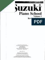 Susuki Piano