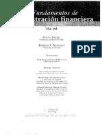 Fundamentos de Administracion Financiera 14 Ed