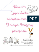WORD FINAL Tema 3. Capacidades Perceptivo Motrices.