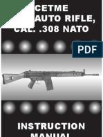 Cetme Semi-Auto Sporter Rifle