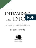 Intimidad Con Dios-Coherederos