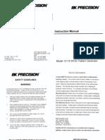 1211E_manual BK Precision