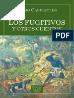 028. Alejo Carpentier. Los fugitivos y otros cuentos.pdf
