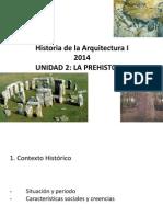 Prehistoria 2014