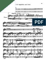 Seguidilla George Bizet -Carmen -Partitura
