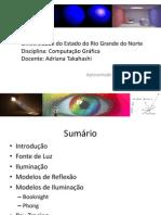 Computação Gráfica-Iluminação e RayTracing