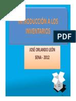 Adm Introduccion Inventarios