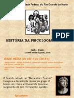 História da Psicologia - Idade Média