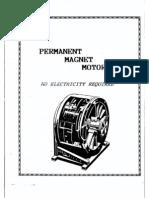 Permanent Magnet Motors(9)