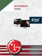 LG Flat TV 32LG40 Manual de Entrenamiento