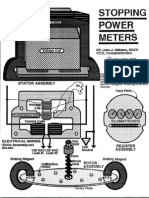 Stoppimg Power Meters(Red)