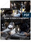 A Surge in India's Imagination