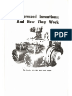 Suppressed Inventions and How They Work(9)