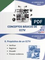 I - Conceptos Básicos de CCTV UT español
