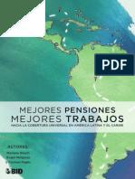 Mejores Pensiones Mejores Trabajos Hacia La Cobertura Universal en America Latina y El Caribe