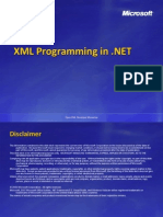 01+ +XML+Programming+in++.NET