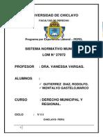 Sistema Normativo Municipal (1)