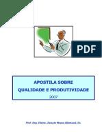 Apostila Qualidade e Produtividade