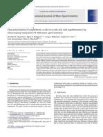 PM ácidos naftenicos ESI-FT-ICR-MS