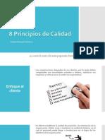 8 Principios de Calidad y 14 Pirncipios de Deming