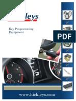 Hickleys Keyprog Brochure