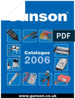 Gunson Product 06 Catalogue