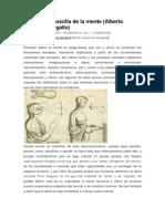 Ciencias y filosofía de la mente