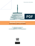 EstudioEconomico2013 CEPAL